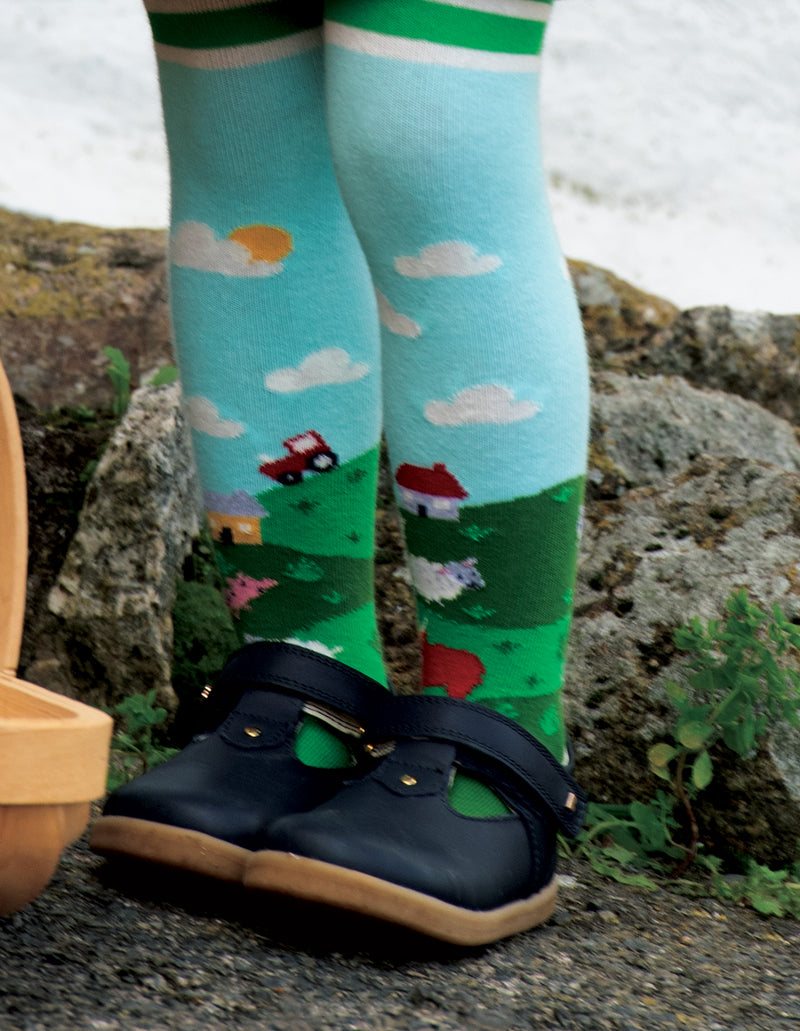 Little Norah Tights, Scots Pine/Scene