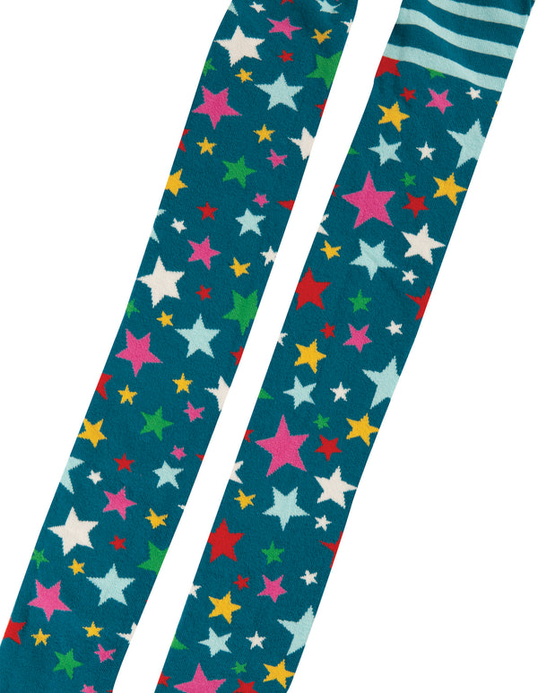 Norah Tights Rainbow Stars