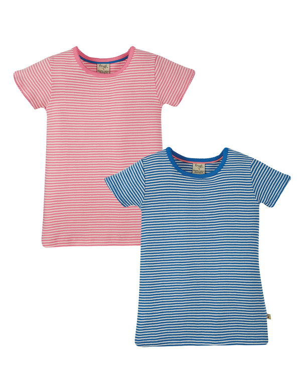 Pointelle 2 pack T-Shirt, Pointelle Multipack