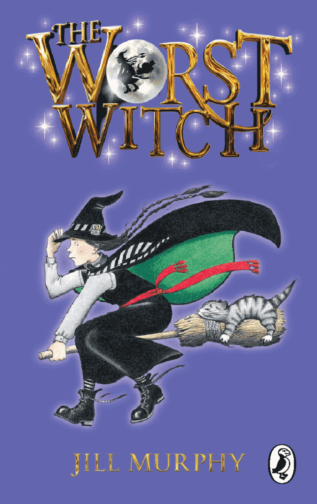 Yoto Card: The Worst Witch