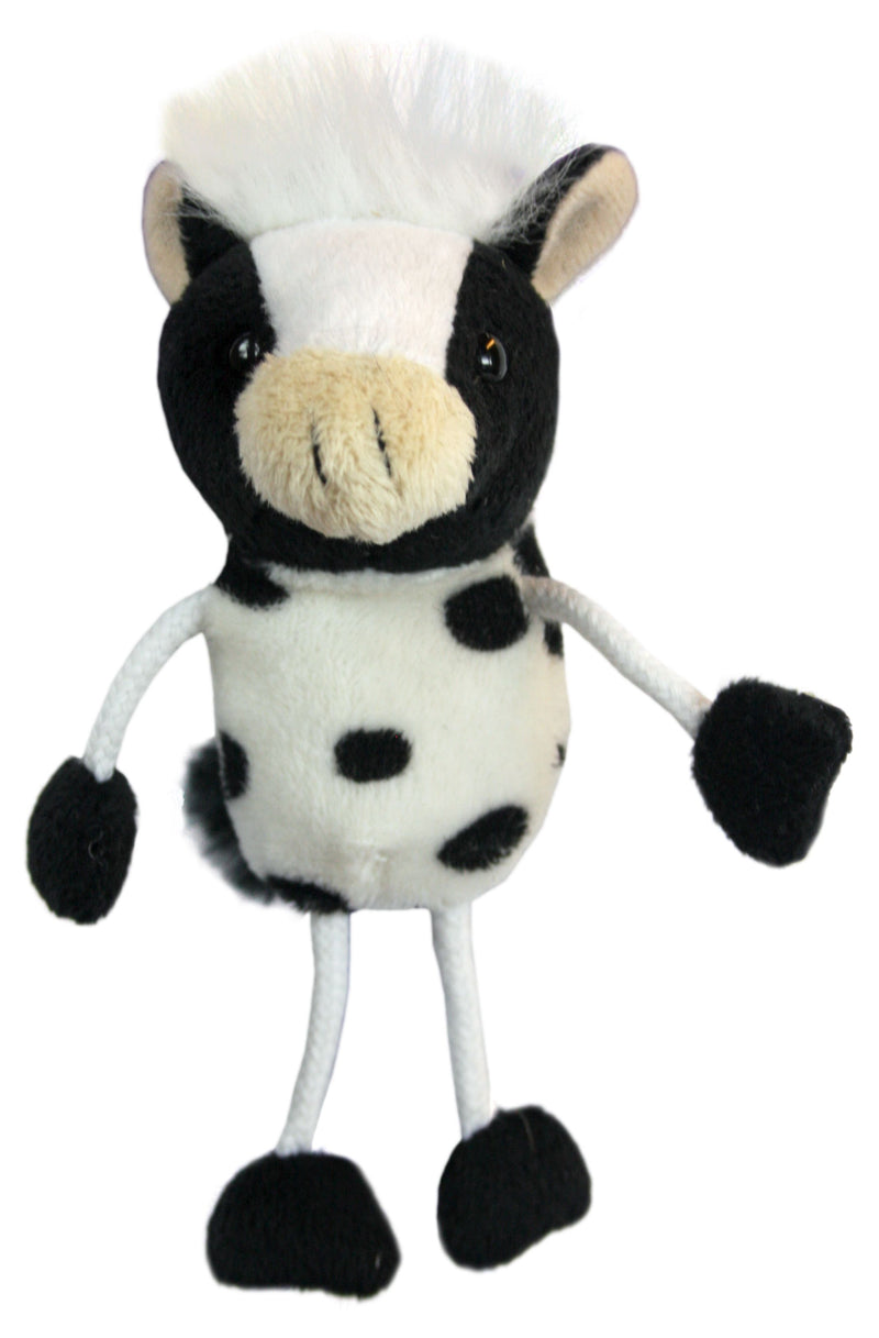Cow- Finger Puppets