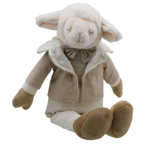 Mr Sheep- Wilberry Dressed Animals