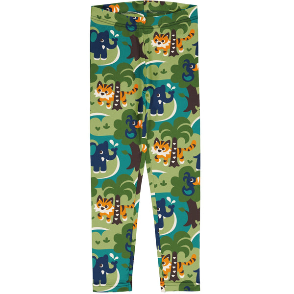 Maxomorra Leggings Jungle