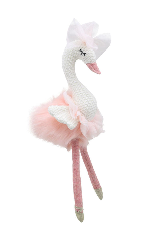 Swan - Pink -  Wilberry Dancers