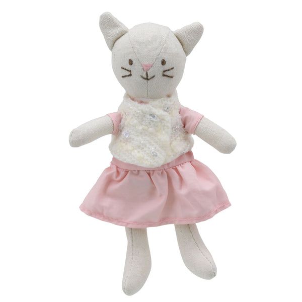 Wilberry Collectables: Cat (Girl)