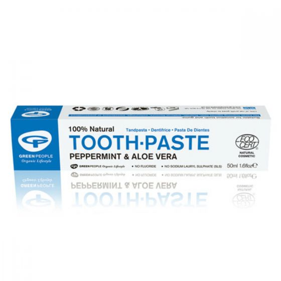 Green People Mint Toothpaste[50ml]