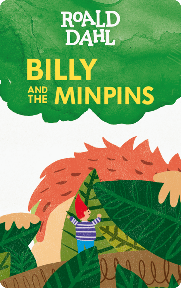 Yoto Card: Billy and the Minpins