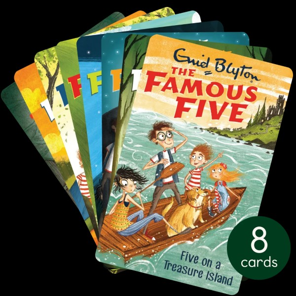 Famous Five Collection Yoto Cards