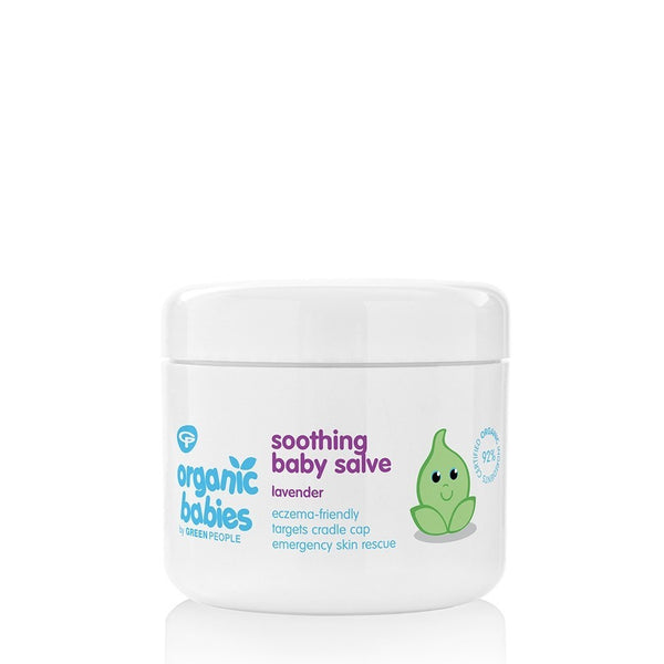 Organic Babies Green People Soothing Baby Salve 100ml