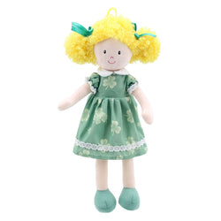 Wilberry Dolls -Green Dress