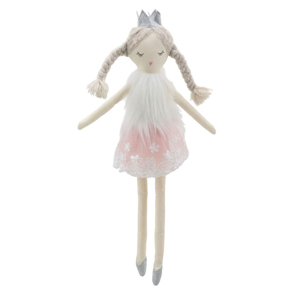 Ballerina with a Crown - Wilberry Dolls