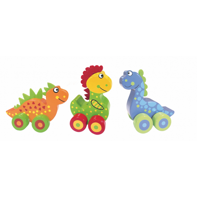 First Dinosaurs Vehicles