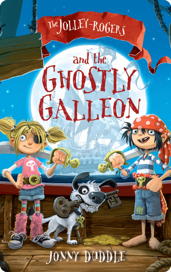 Yoto Card: The Jolley-Rogers and the Ghostly Galleon