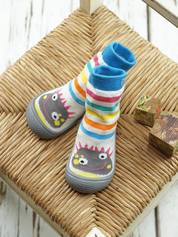 Messy Monster Sock Shoe