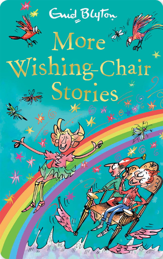 Yoto Card: More Wishing Chair Stories