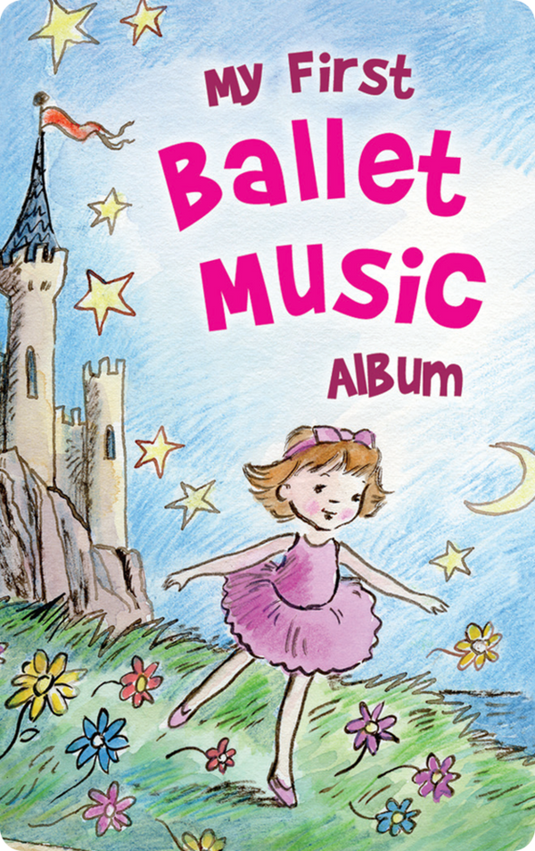 Yoto Card: My First Ballet Album