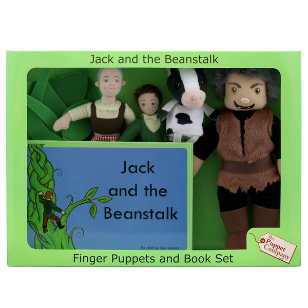 Jack & The Beanstalk - Traditional Story Sets