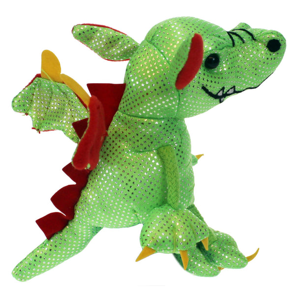 Dragon (Green)- Finger Puppets