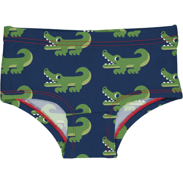 Knickers- Brief Hipsters- Crocodile