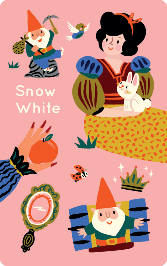 Yoto Card: Snow White