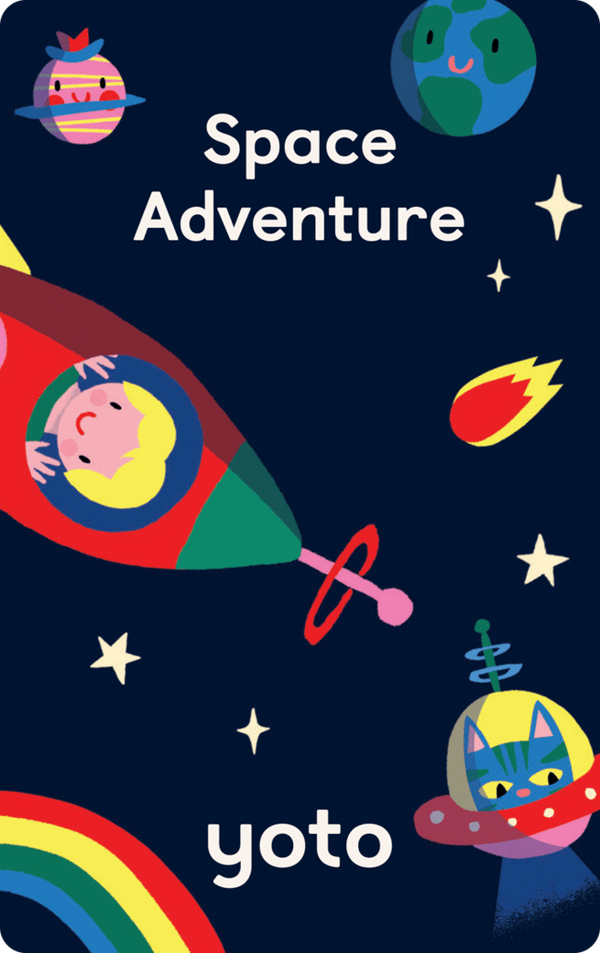 Yoto Card: Space Adventure