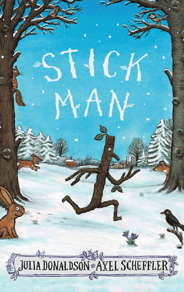 Yoto Card: Stick Man by Julia Donaldson