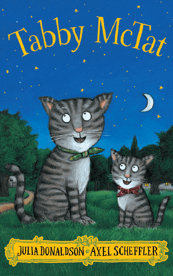 Yoto Card: Tabby McTat by Julia Donaldson