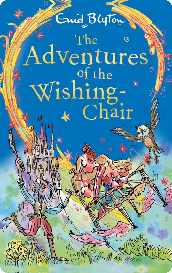 Yoto Card: The Adventures of the Wishing Chair