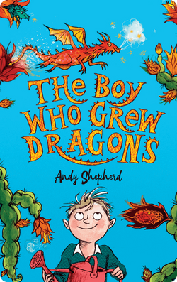 Yoto Card: The boy Who Grew Dragons by Andy Shepherd