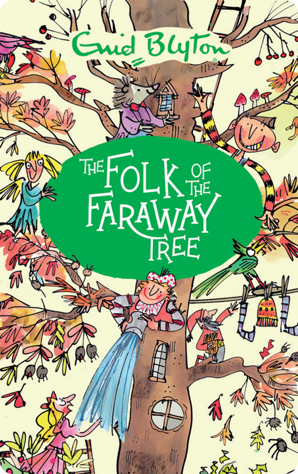 Yoto Card: The Folk of the Faraway Tree