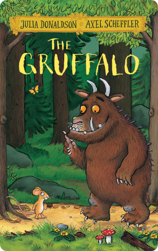 Yoto Card: The Gruffalo by Julia Donaldson