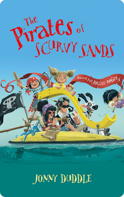 Yoto Card: The Pirates of Scurvy Sands