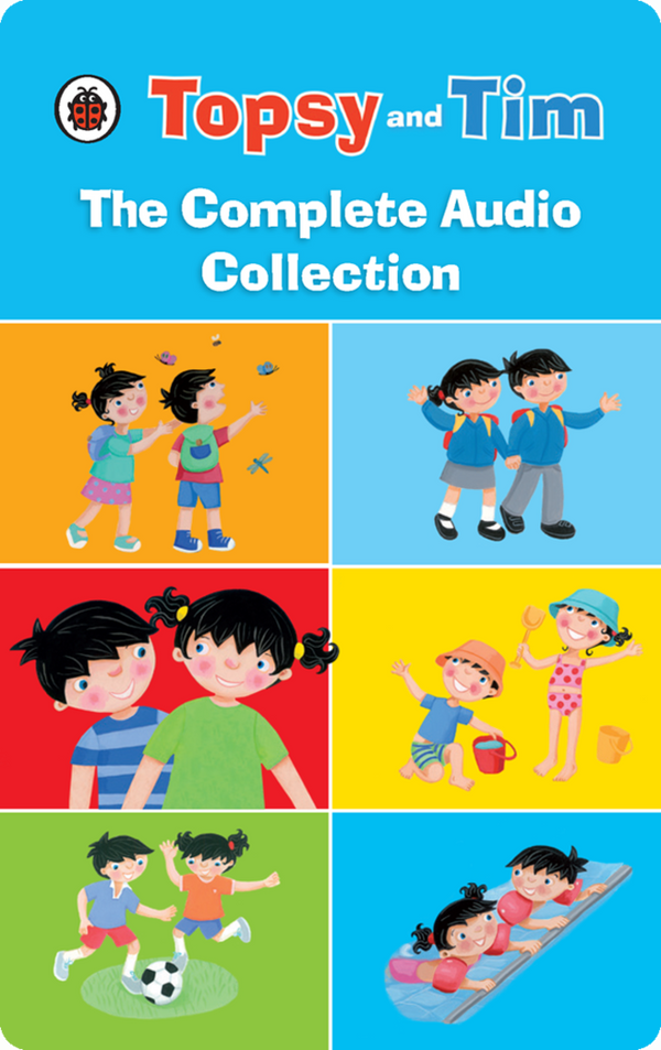 Yoto Card: Topsy and Tim: The Complete Audio Collection