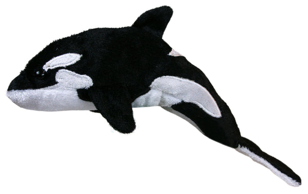Orca- Finger Puppets