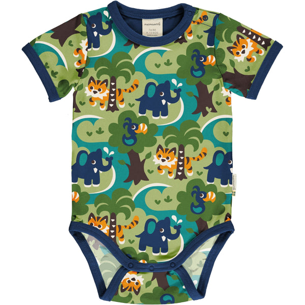 Maxomorra Body SS Jungle