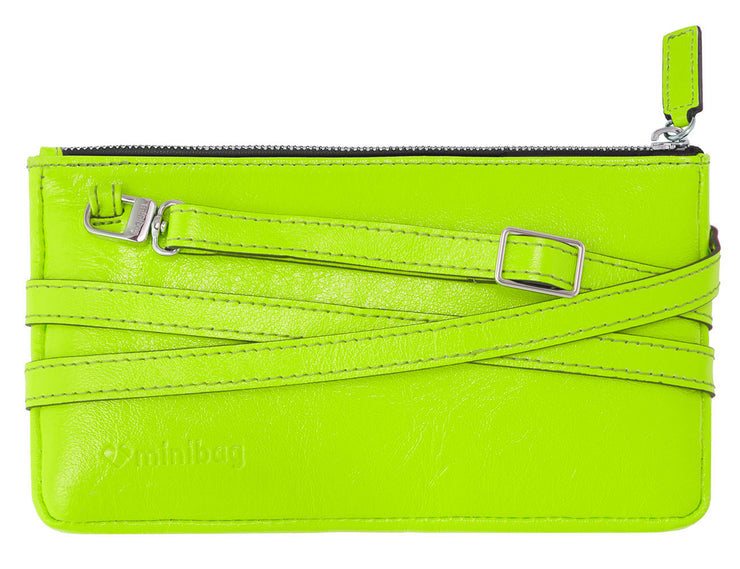 minibag neon yellow - minibag.com