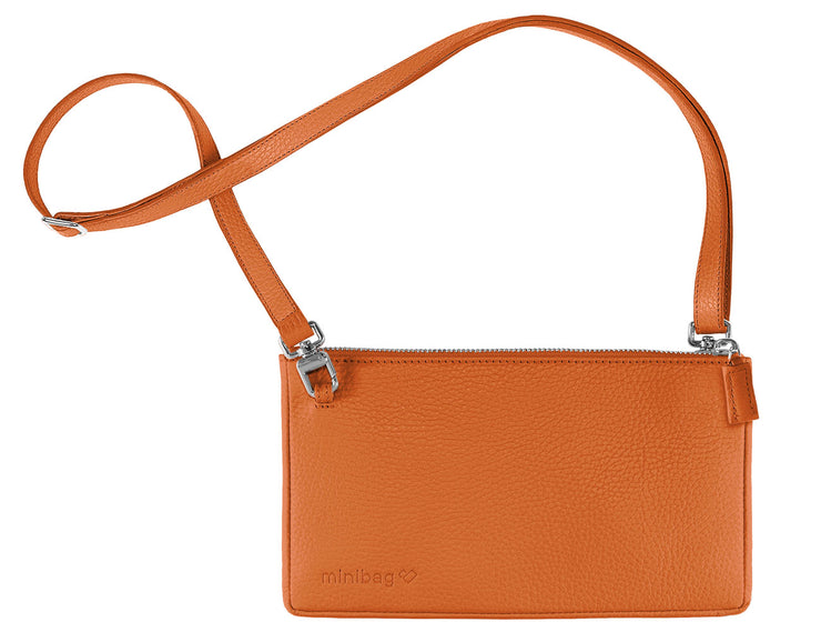 minibag orange + Wallet - minibag.com