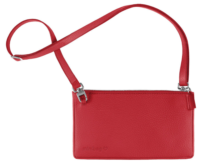 minibag red mit Wallet - minibag.com