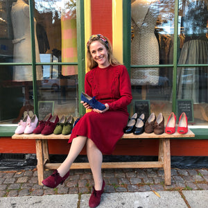 mette emery owner memery vintage shoes