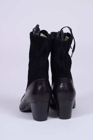 Edwardian style boots, 1900-1910 - Victoria