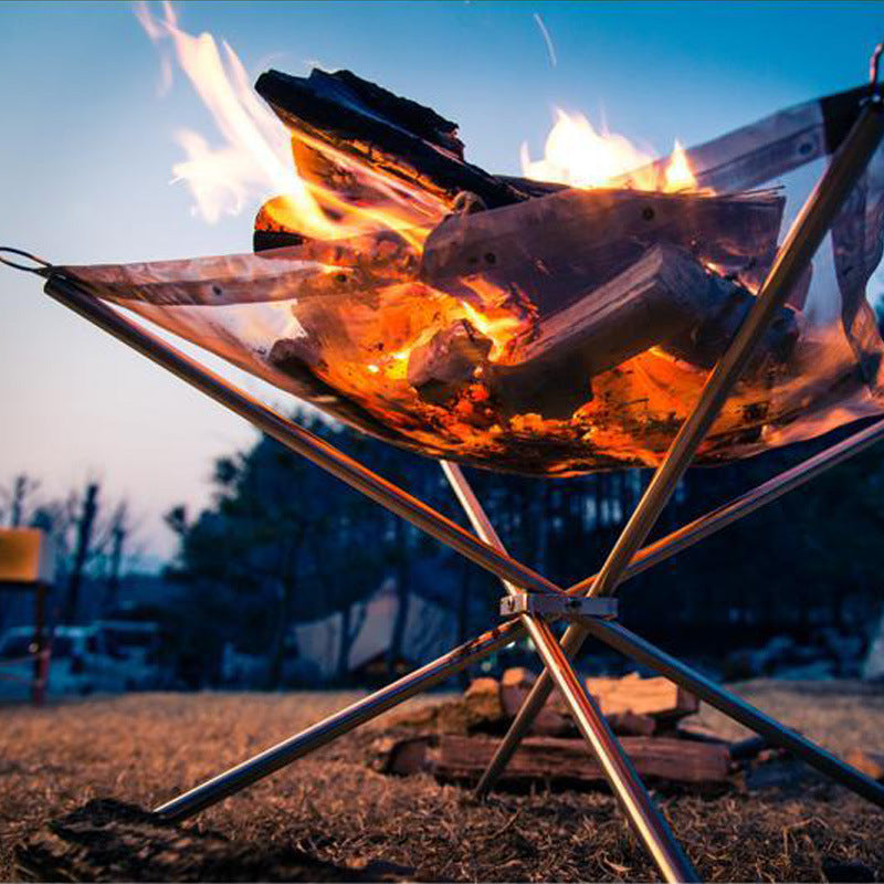 Collapsible Lightweight Portable Brazier