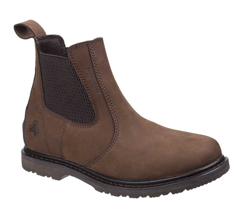 Amblers Aldingham Dealer Boot Brown