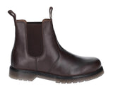 Amblers Chelmsford Womens Leather Chelsea Boot