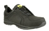 Amblers Safety FS59C Womens Lace Up Safety Shoe Black