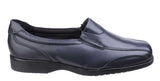 Amblers Merton Womens Slip On Casual Shoe