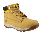 Amblers Safety FS102 Mens Lace Up Safety Work Boot Honey