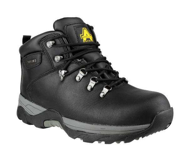 Amblers Safety FS17 Mens Lace Up Safety Boot Black