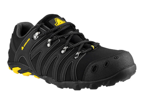 Amblers Safety FS23 Mens Lace Up Safety Shoe Black