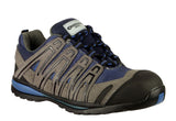 Amblers Safety FS34C Womens Lace Up Safety Trainer Blue