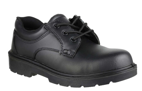 Amblers Safety FS41 Mens Lace Up Safety Shoe Black